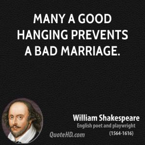 William Shakespeare Marriage Quotes