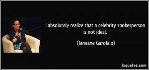 More Janeane Garofalo Quotes