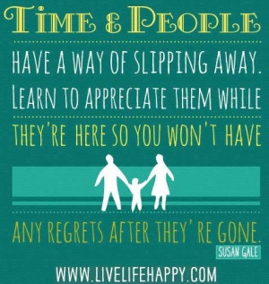Time With Family Quotes