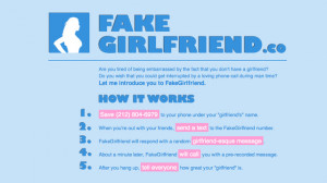 Fake Girlfriend Texting Service Is Actually Pretty Brilliant