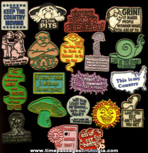 1970s sayings