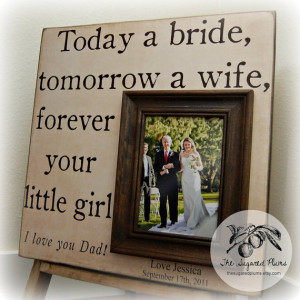 Father of the Bride Gift, Father of Bride, Parents Thank You, Parents ...
