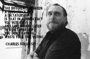 Henry Charles Bukowski (August 16, 1920 - March 9, 1994)