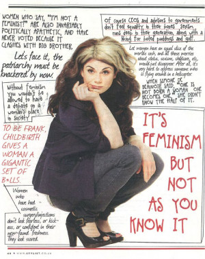 Caitlin Moran quotes from How to be a woman
