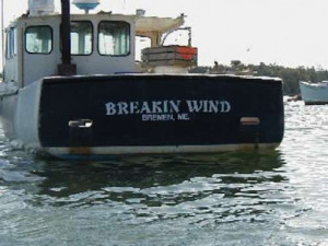 20+ Funny/Dirty Boat Names