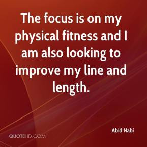 Physical fitness Quotes