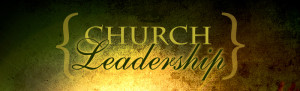 Church Leadership quotes
