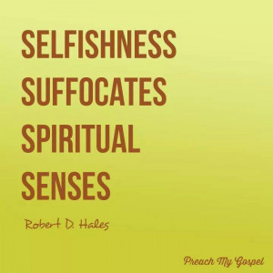 ... Spiritual Senses.