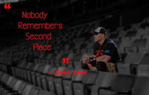 File Name : wrestling-quotes-nobody-remembers-second-place.jpg ...