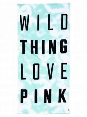WILD THING...LOVE PINK