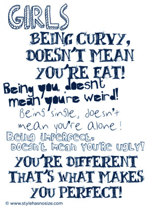 Galleries: Fat Girl Quotes , Big Girl Quotes , Plus Size Quotes ...