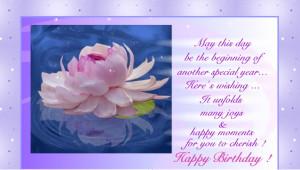 happy birthday message religious