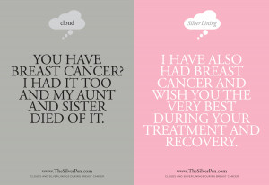 Fighting Breast Cancer Quotes