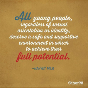 Harvey Milk Quote