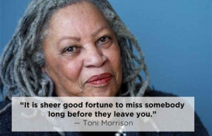 Toni Morrison | 15 Profound Quotes About Heartbreak From Famous ...