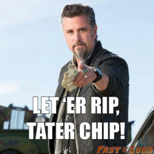 Gas monkey/Fast and Loud...love Sue on this show