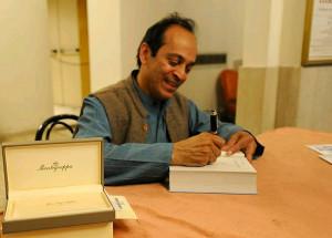 Vikram Seth At The Incroci Di Civiltà International Literature