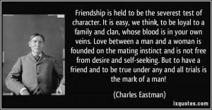Quotes About Family Love And Loyalty More charles eastman quotes
