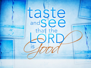 Bless the Lord!