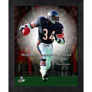 Home Collectibles Pro Quotes Walter Payton Pro Quote