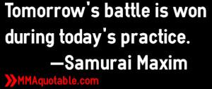 Samurai Quotes