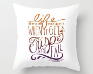 Gatsby Quote Throw Pillow Cov er, F. Scott Fitzgerald, Daisy Buchanan ...