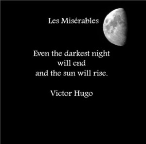 Victor Hugo, Les Mis