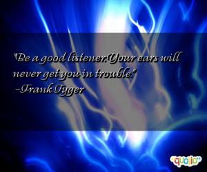 Listener Quotes