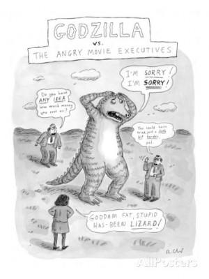 New Godzilla Cartoon...