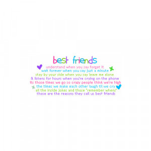 Quotes About Best Friends Fighting Tumblr Picture