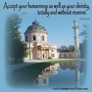 Accept Your Humanness | Inspirational Quotes and Sayings