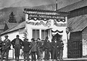 Skagway, Alaska, and the Klondike gold rush