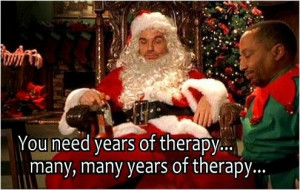 You need years of therapy... many,many years of therapy...