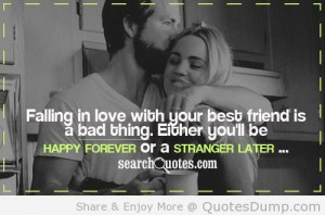 Cute Quotes About Best Friends Falling In Love (4)