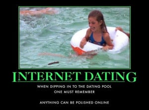 Online Dating Funny Quotes