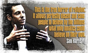 Sam Harris Quotes (Images)