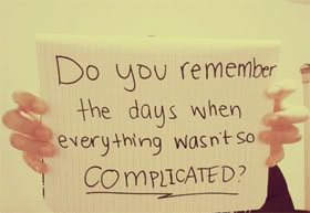 Complicated Love Quotes & Sayings