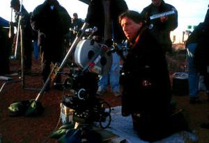Director-Ivan-Reitman-on-the-set-of-Dreamworks-Evolution-2001-11.jpg