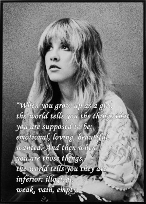 12 Stevie Nicks Quotes To Live By