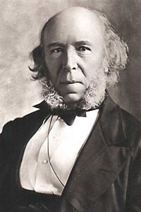 Herbert Spencer, 1820 - 1903