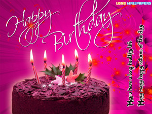 happy birthday hd wallpaper quotes and sms from here, you can download ...