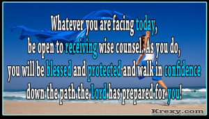 Faith Quotes – No Matter What You Are Facing