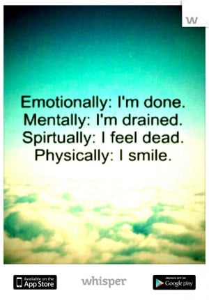 Smile When Your Sad Quotes (9)