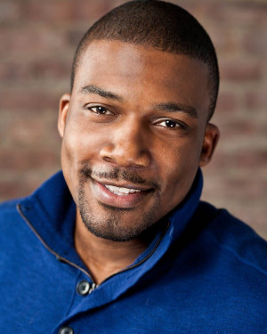 Black African American Male Actor