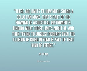 Yo Yo MA Quotes On Music
