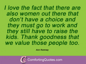 14 Quotes And Sayings From Ann Romney
