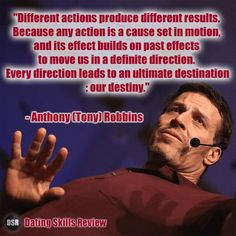 Get more quotes from Anthony (Tony) Robbins, one of the most ...