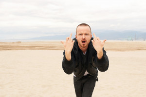 Aaron Paul as photographed by Terry Richardson: would you hit it?