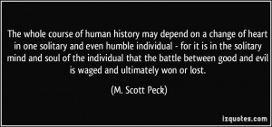 More M. Scott Peck Quotes