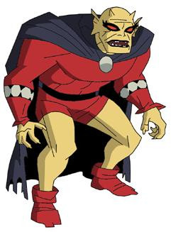 Jason Blood The Demon Etrigan